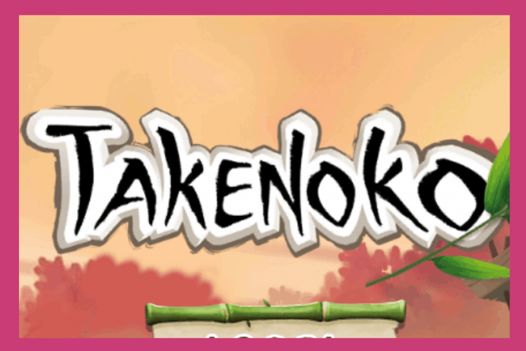 Takenoko App Review