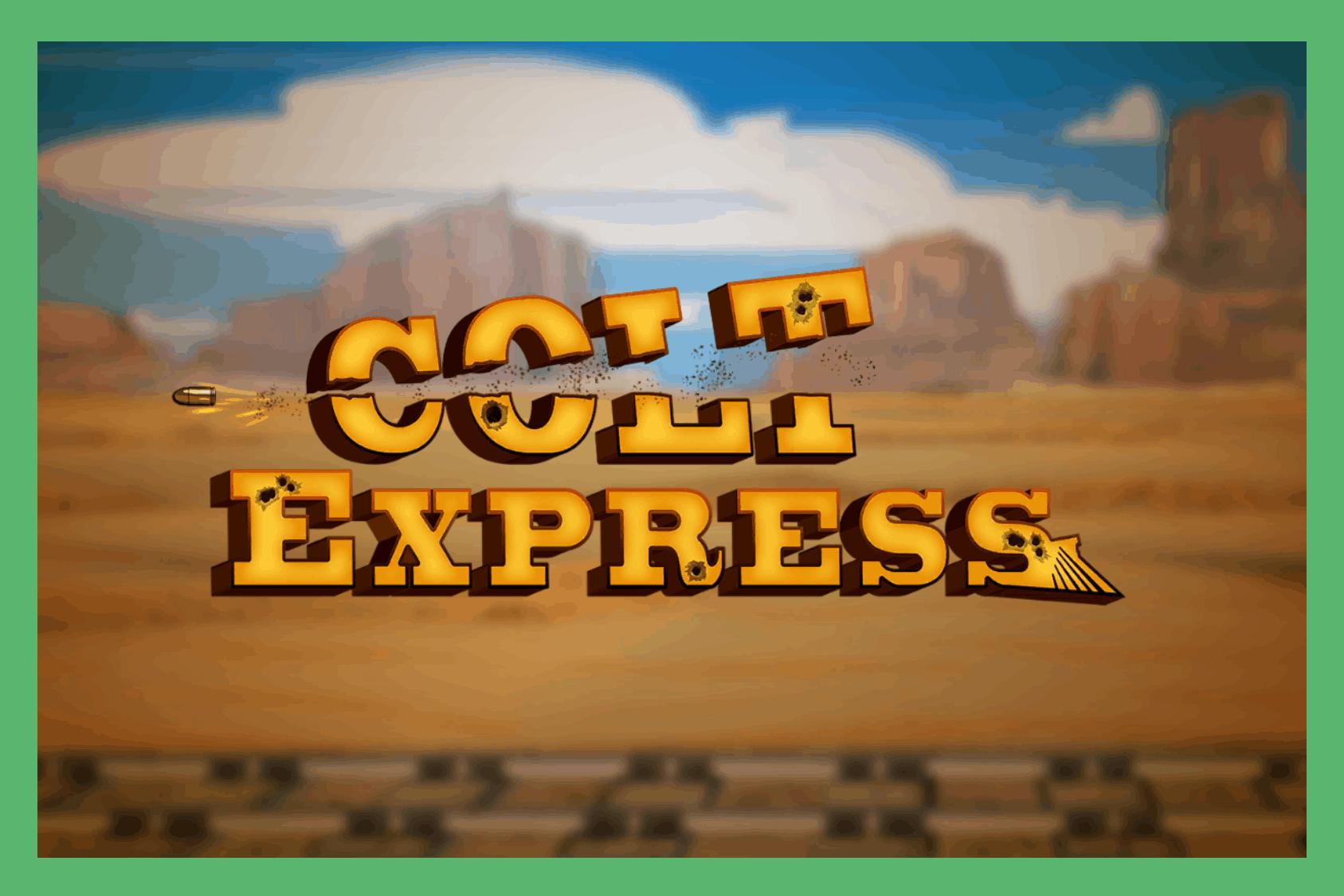 Colt Express App Review