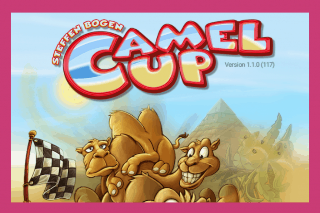 Camel Up App Review