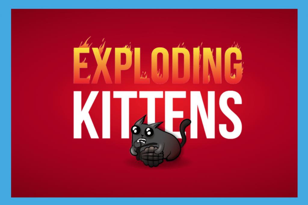 Exploding Kittens App Review