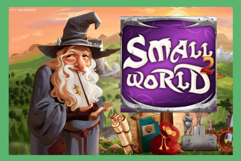 Small World Board Game App