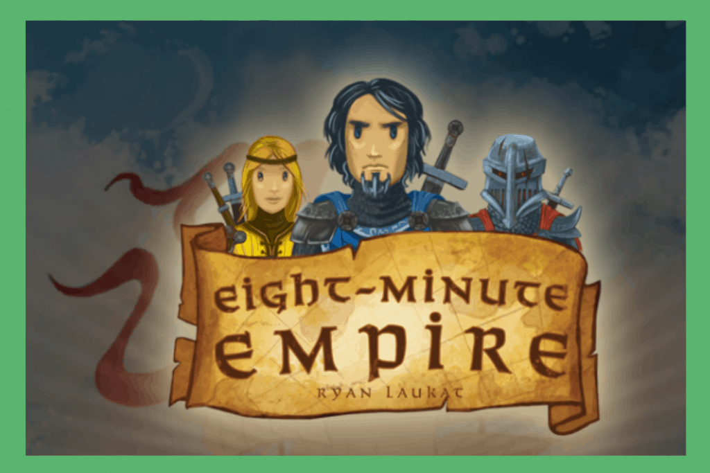 Eight Minute Empire App Review