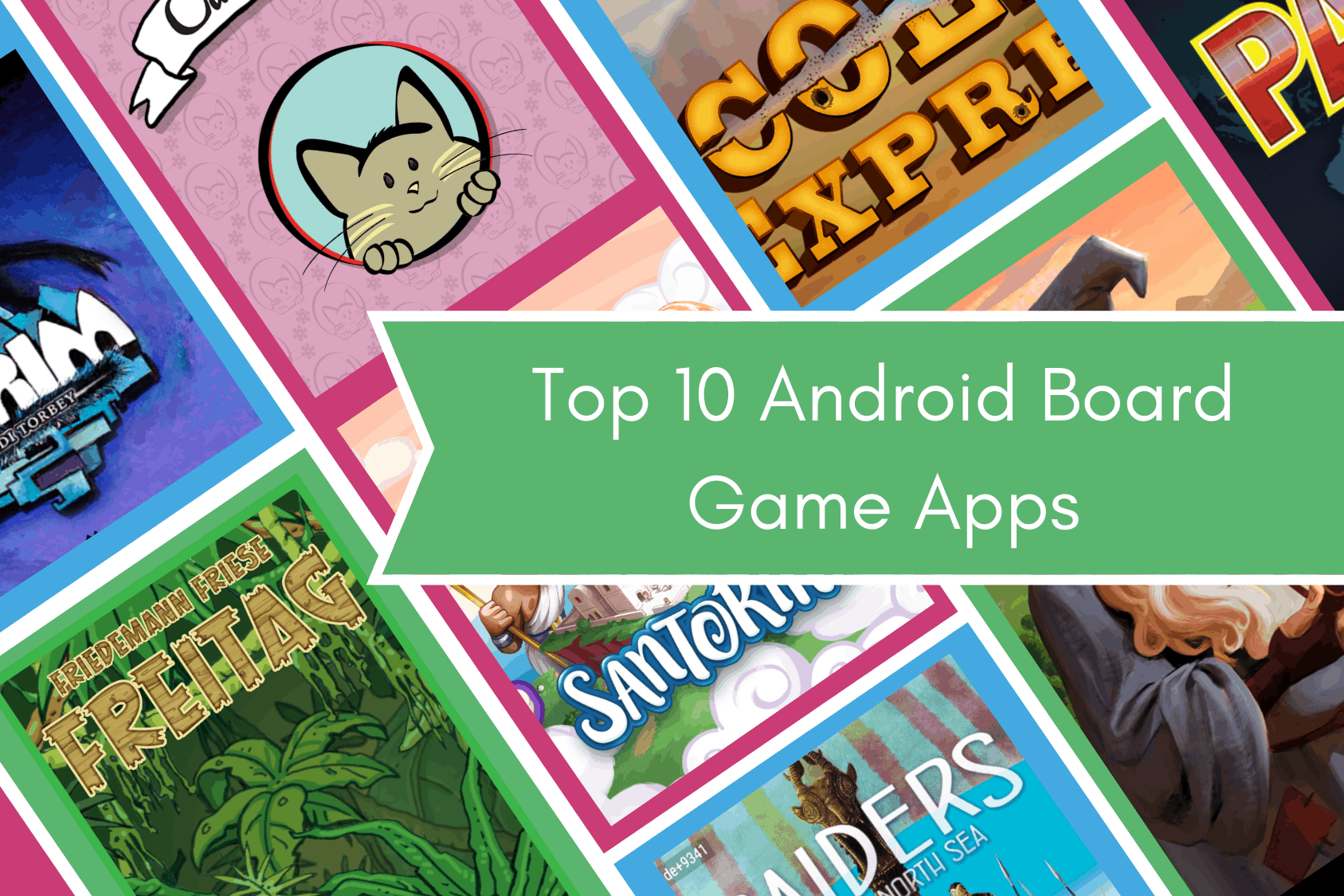 top 10 android board game apps