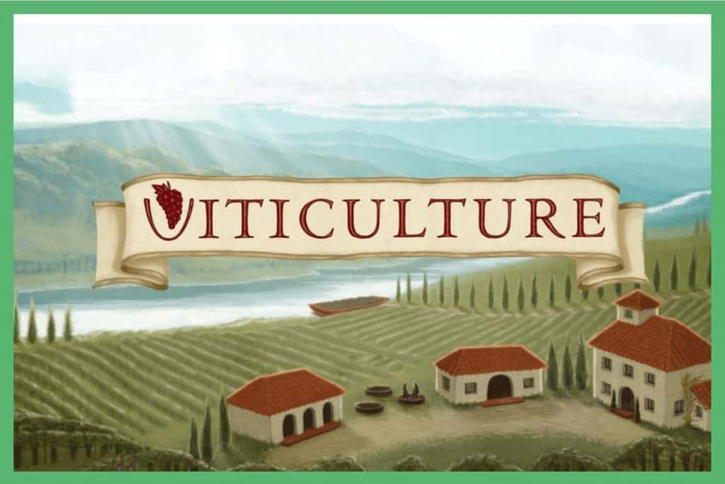 Viticulture Review