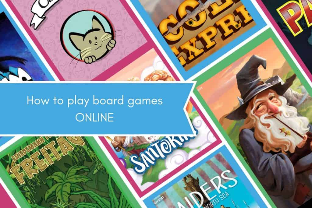How To Play Board Games Online 8bit Meeple