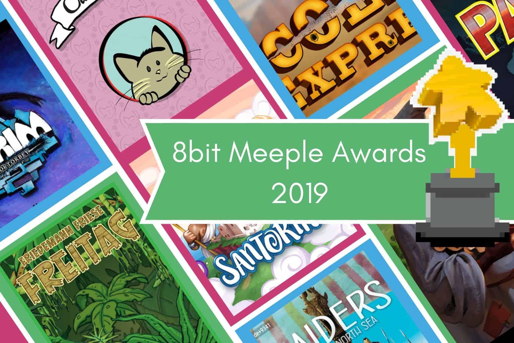 8bitmeeple Awards 2019