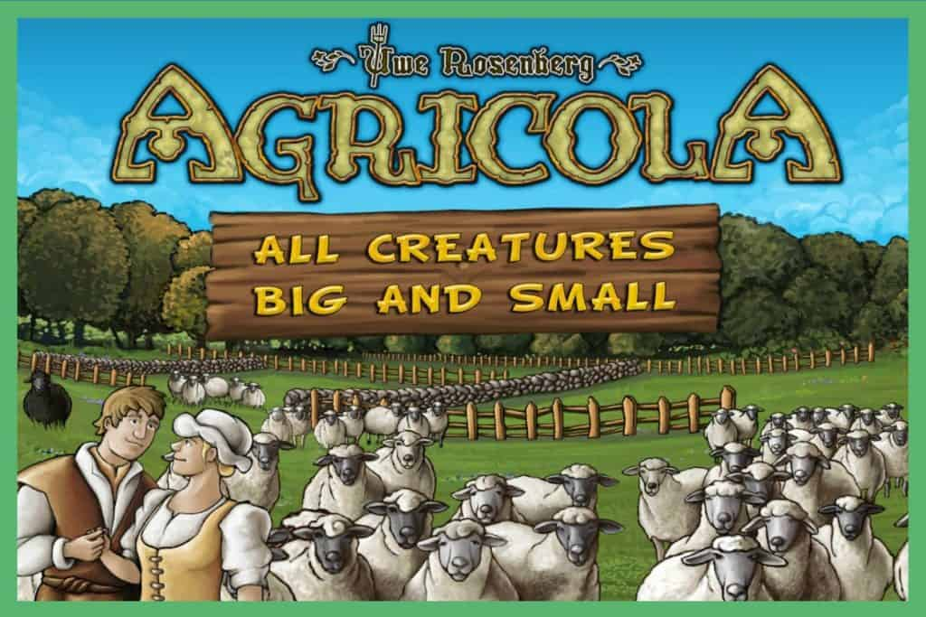 Agricola All Creatures