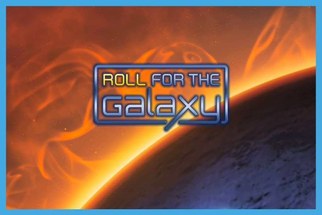 Roll for the Galaxy App Review