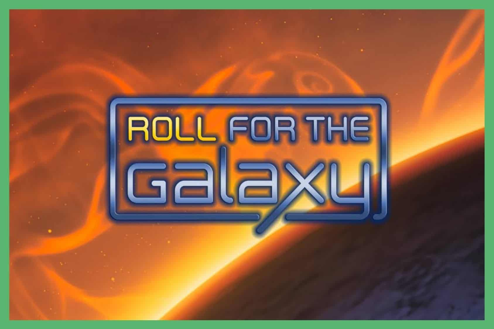Roll for the Galaxy App Review Retro