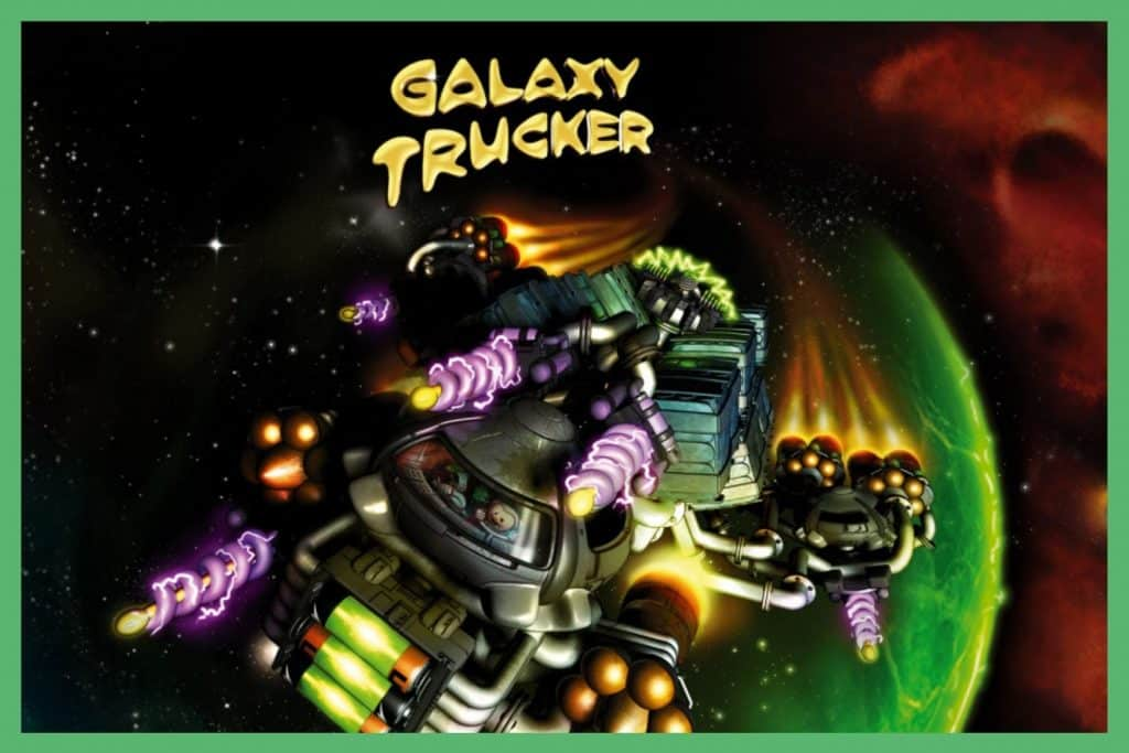 Galaxy Trucker App Review