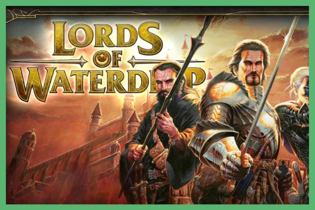 Lords of Waterdeep App Review