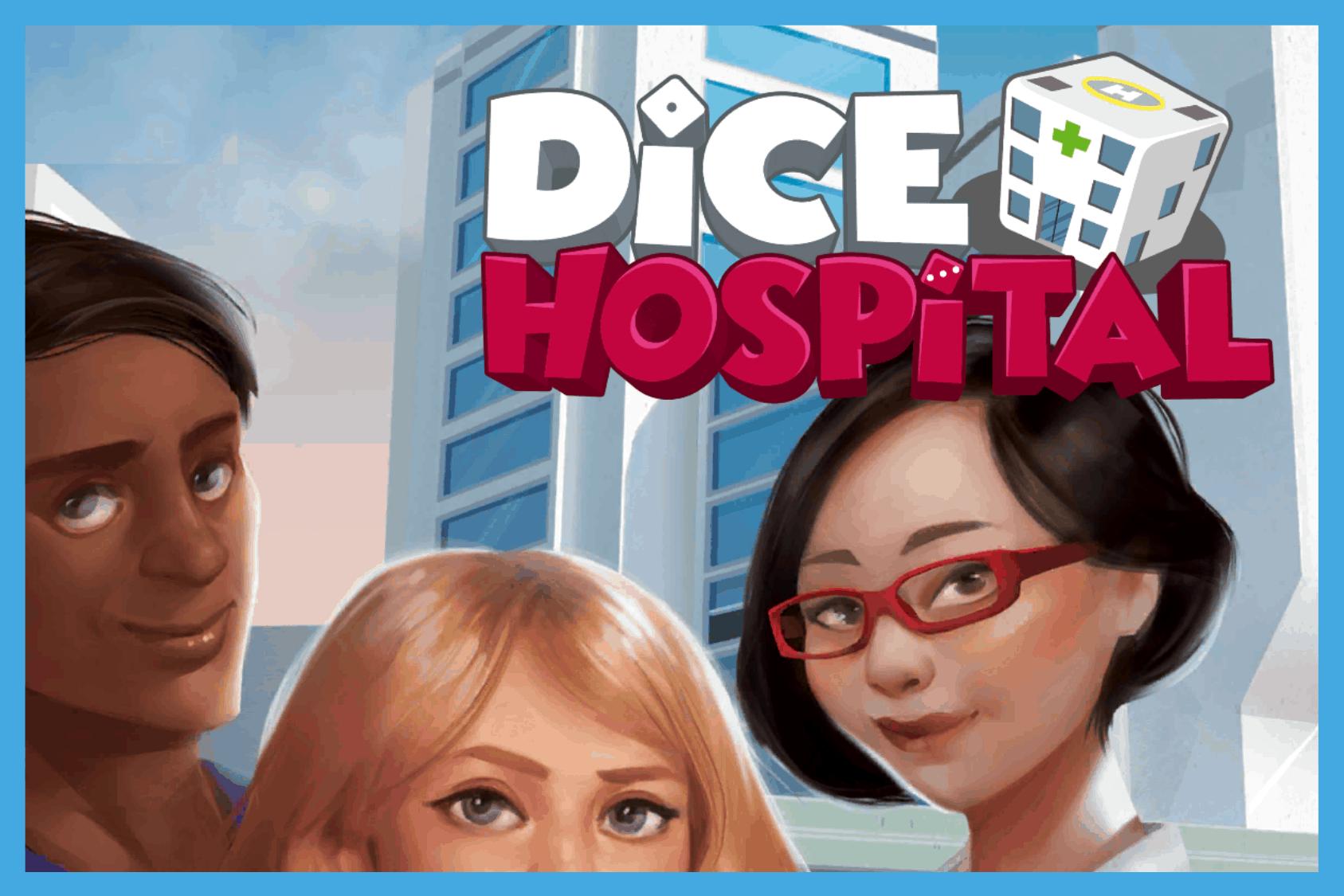 Dice Hospital App Review